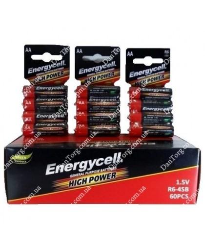 Батарейки Energycell R06