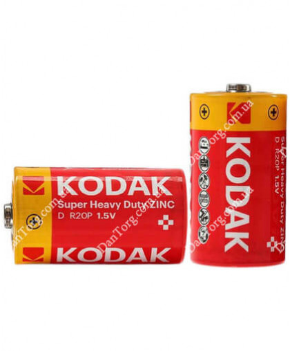 "Батарейки Kodak R20 от ""DantorG"""