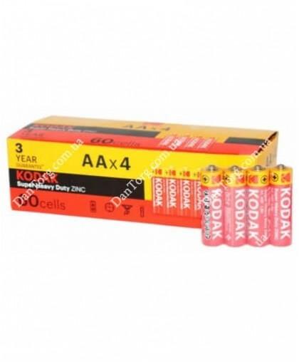 Батарейки Kodak R06