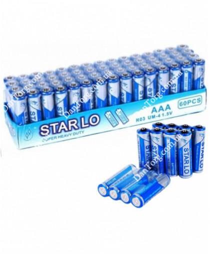 Батарейка Starlo R03