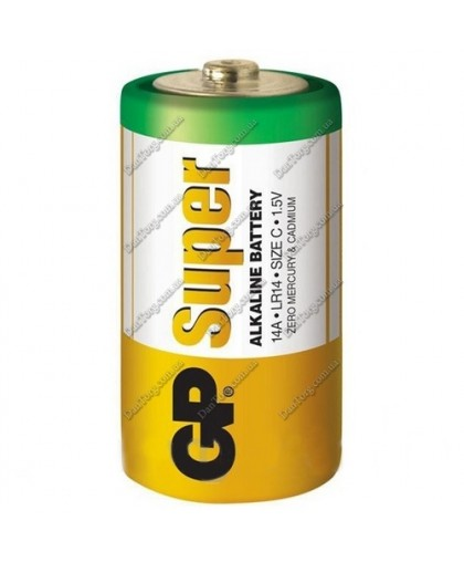Батарейки GP (Джипи) Alkaline R20