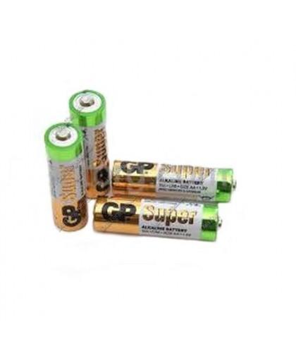 Батарейки GP (Джипи) Alkaline R-6