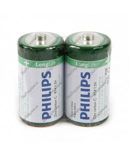 Батарейки Philips (Филипс) R20