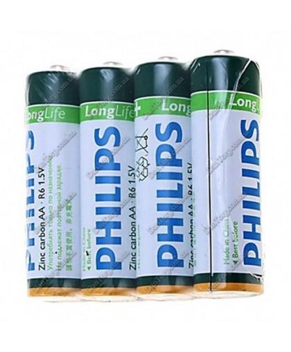 Батарейки Philips (Филипс) R06