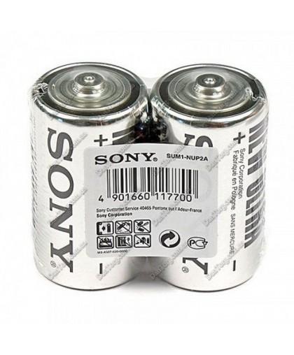 Батарейки Sony (Сони) R20