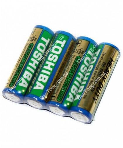 Батарейки Toshiba R06