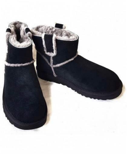 Женские UGG  Classic Mini Spill Seam Boot
