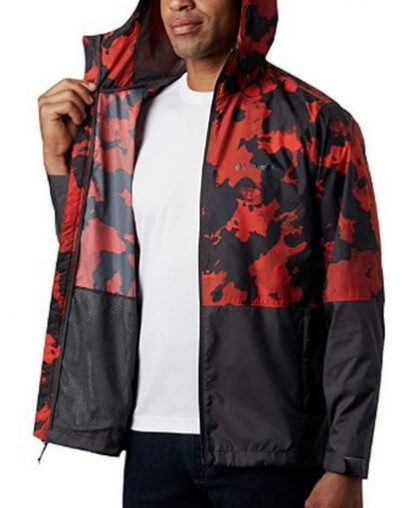 Мужская куртка с капюшоном Columbia Roan Mountain
