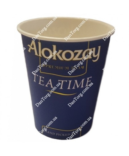 Стакан бумажный Алокозай 240 мл (50 шт)