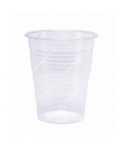 Стакан пластиковый 180 мл (100 шт)
