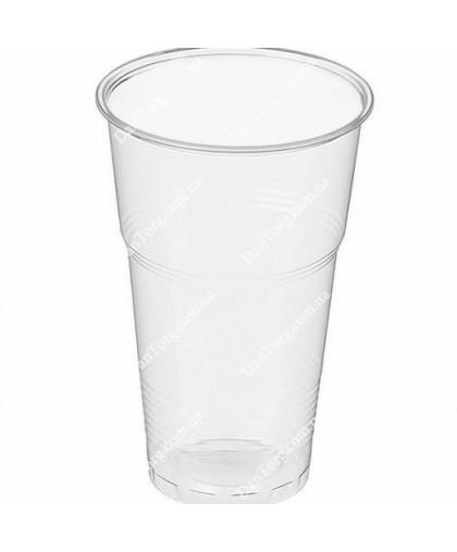 Стакан пластиковый 500 мл (50 шт)
