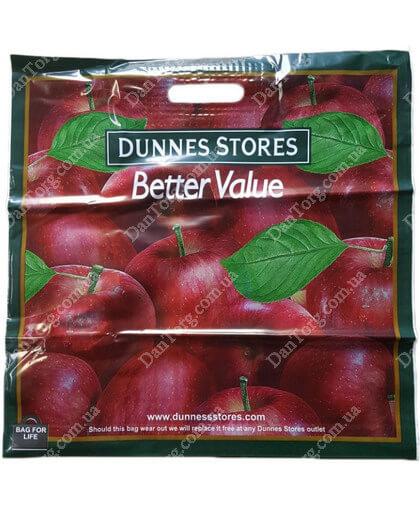 Пакет Apples Яблоки Супер 45х45