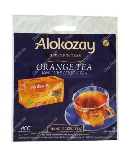 Пакет Alokozay (Алокозай) 40х50