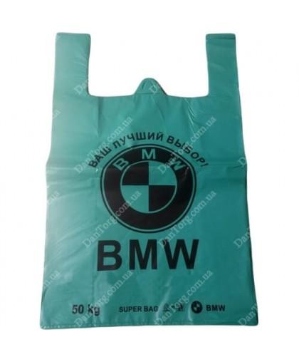 """Пакет майка BMW SUPER 40 (БМВ 40) 40х60 от """"DantorG"""""""