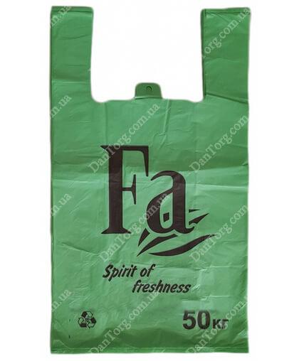 Пакет майка Фа Fa 30x55