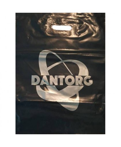 Пакет Dantorg (аналог пакета Алокозай) черный 40х50