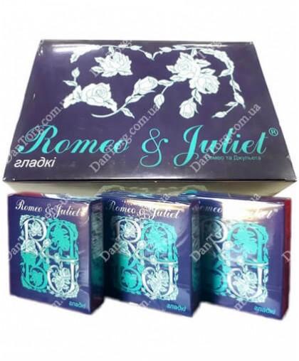 Презервативы Romeo & Juliet