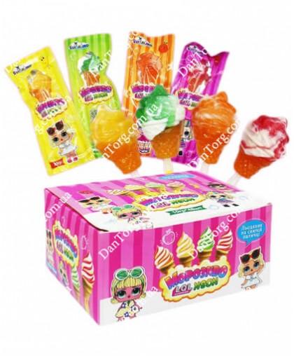 Леденец Мороженое LOL Neon