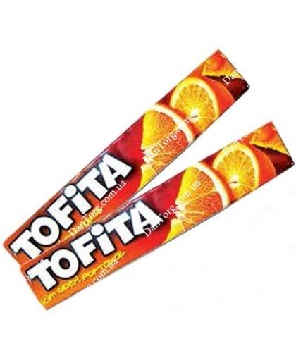 Тофита Апельсин Жевательная конфета