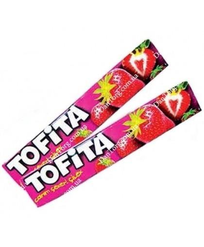 Тофита Клубника Жевательная конфета