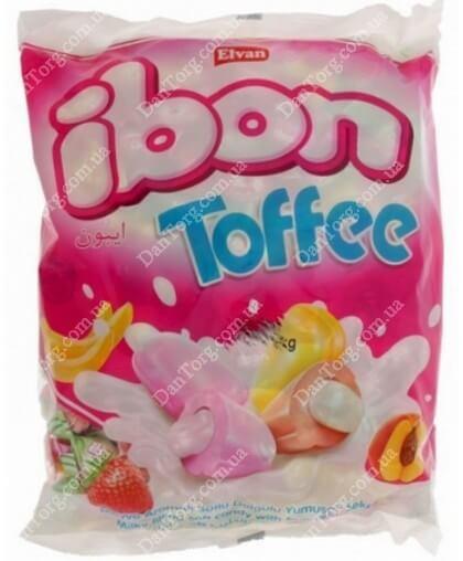 """Жевательная конфета Ibon Toffee 1 кг от """"DantorG"""""""