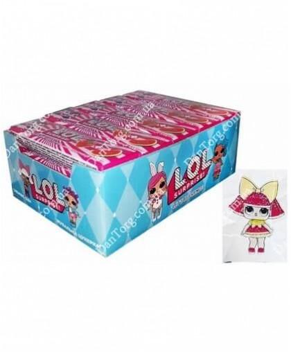 Жевательная конфета LOL
