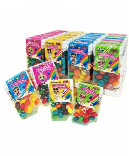 Жевательная конфета LOL (Скитлс)