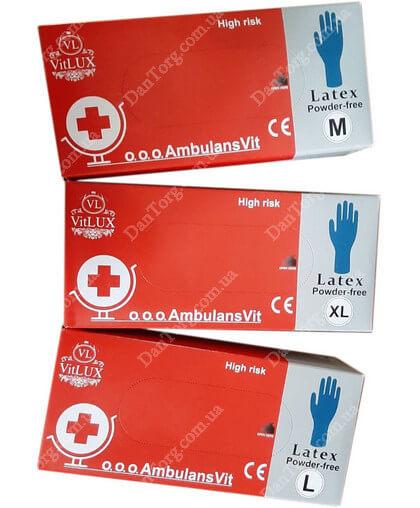 Перчатка Ambulance  Vit