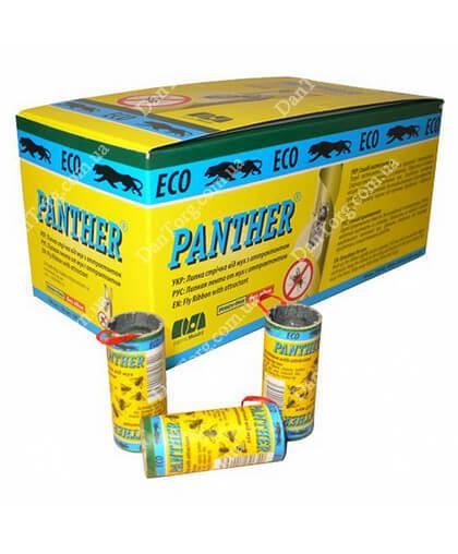 Липкая лента от мух Panther (Пантера)