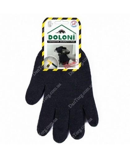 Перчатки теплые Doloni Долони
